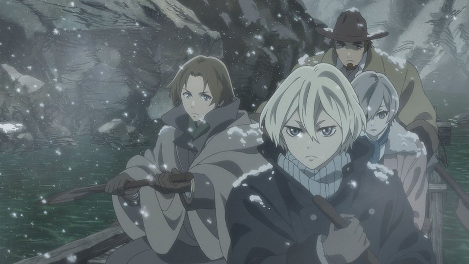 Project Itoh The Empire Of Corpses Funimation Films