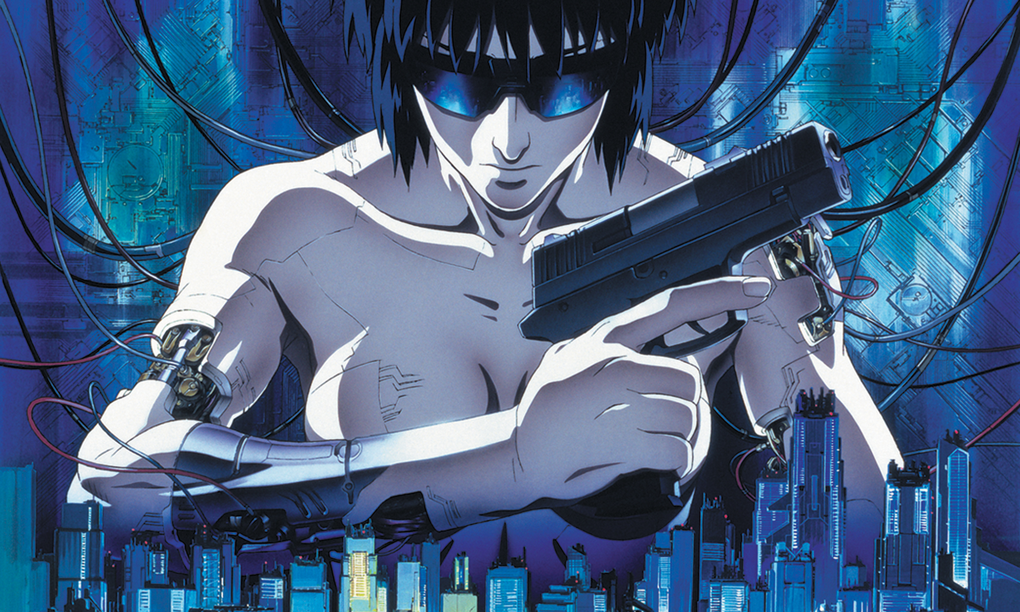 the theme of the issue of humanity in the japanese anime film ghost in the shell Looking for information on the anime ghost in the shell and changing the setting from japan to a city an element known as ghost the film moves on a.
