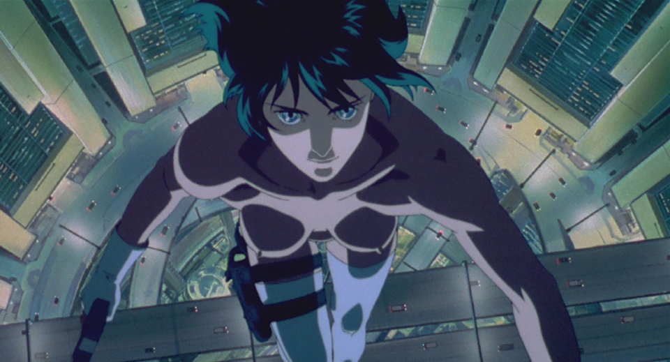 Ghost In The Shell Funimation Films
