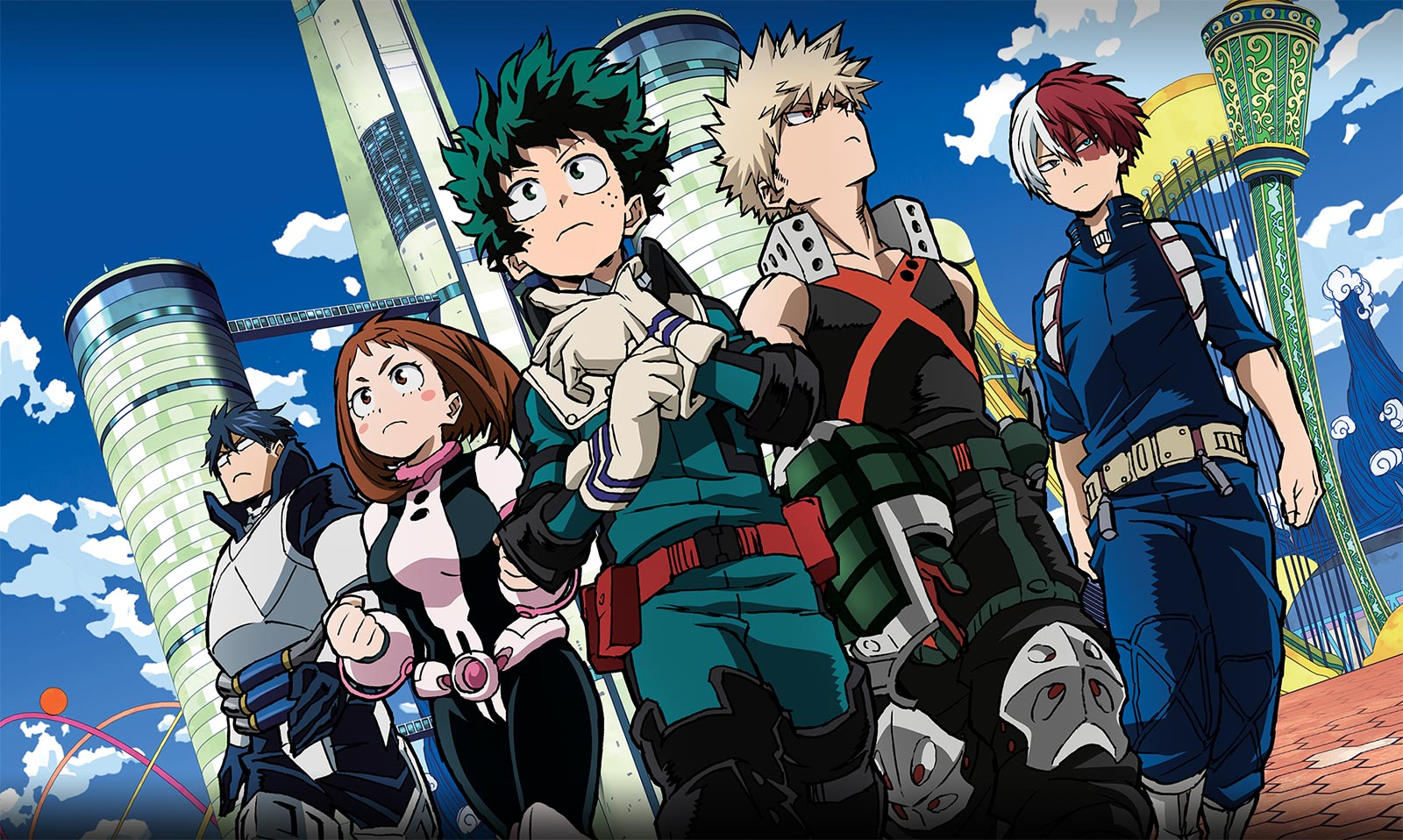 My Hero Academia Two Heroes  Funimation Films-9269