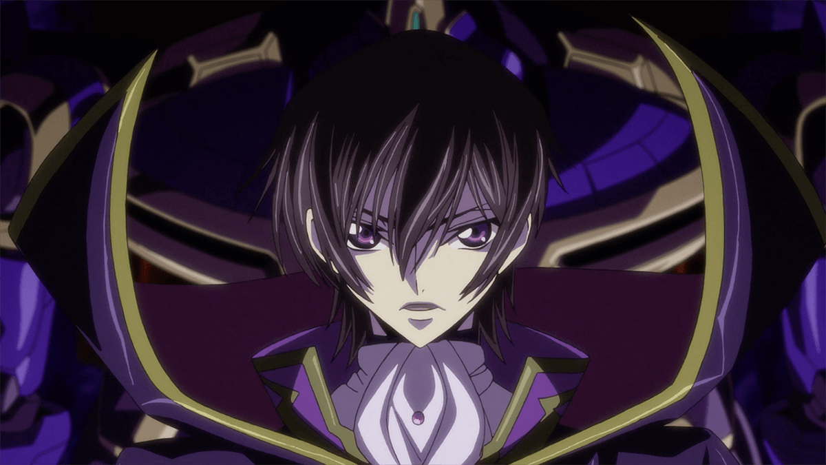 Code Geass: Lelouch of the Re